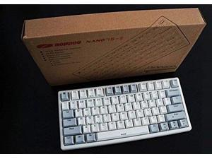 Mechanical Keyboard - Noppoo Nano 75 S - PBT [Noppoo Black Switches]