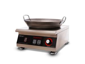 3500W Commercial Countertop Induction Cooktop/ Range
