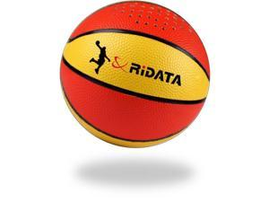RIDATA MINI BASKETBALL BLUETOOTH WIRELESS SPEAKER FOR SMARTPHONE TABLET MP3 PC
