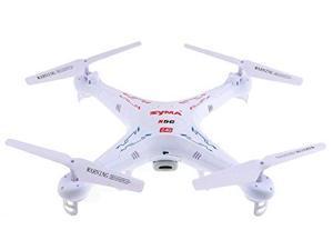 Syma X5C-1 Explorers 2.4Ghz 4CH 6-Axis Gyro RC Quadcopter Drone w/ HD Camera RTF