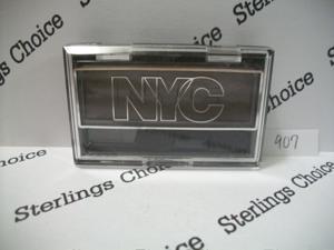 Details about  N.Y.C. / NYC City Mono Eyeshadow #907 Bazaar  (2 packs)