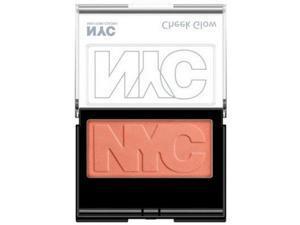 NYC Cheek Glow Powder Blush, Outside Café 654, .28 oz