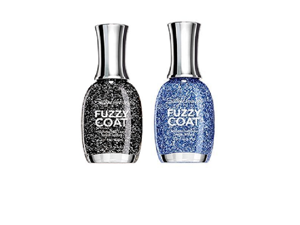 SALLY HANSEN FUZZY COAT TEXTURED NAIL COLOR 2 SPRING DYOSUGH PACK
