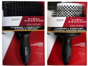 Vidal Sassoon Pro Series Carbon + Keratin 2 Impressive Pack