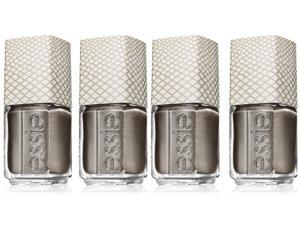 Essie Magnetic Nail Polish Lacquer Snake, Rattle and Roll (4 Pack)