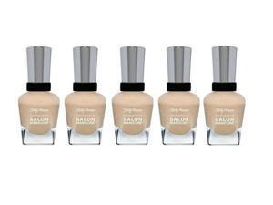 (5 Pack) Sally Hansen Complete Salon Manicure 140 Peachy Keen