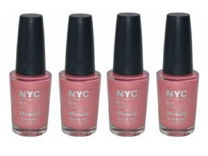 (4 Pack) NYC New York Color In a Minute Quick Dry 234 wall street