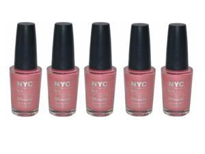 (5 Pack) NYC New York Color In a Minute Quick Dry 234 wall street