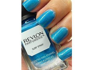 Revlon Parfumerie Scented Nail Enamel - Surf Spray - 0.4 oz