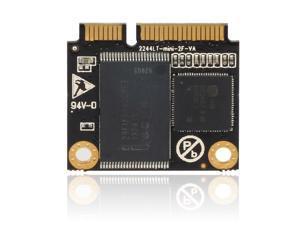 Goldendisk mSATA MINI (HALF SIZE) SSD 128GB SATA III FAST SPEED 500MB/S SMI 2246 CONTROLLER Stable