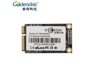 Goldendisk mSATA 32GB Fast Speed 430MB/s 120MB/s Lower price high discount promotions factory bulk price