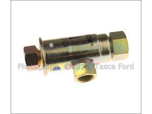 OEM Fuel Vapor Separator & Shut Off Valve 1983-1987 Ford E250 E350 F250 F350