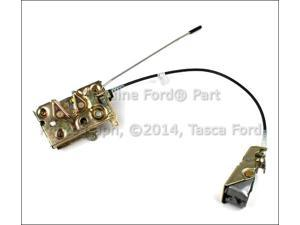 OEM Lh Drivers Side Front Door Latch 92-92 Ford F150 92-97 Ford F250 F350
