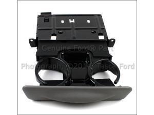 OEM Graphite Gray Dash Cup Holder 99-01 Ford F250 F350 F450 F550 & Excursion