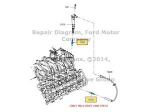 OEM Spark Plug 6.2L V8 Ford F-150 & F-250/350/450/550 Super Duty