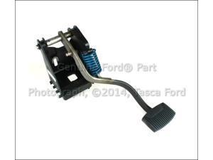 OEM Clutch Pedal & Bracket 1999-2007 F250 F350 F450 F550 Super Duty