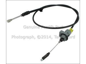 OEM Transmission Kickdown Control Cable Rod Bronco Ii Explorer Ranger