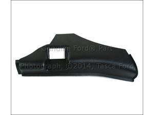 OEM Lh Cowl Side Trim Black Ford E Series #F7UZ-1502345-AAA