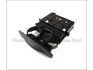 OEM Dark Flint Cupholder & Ash Tray 2002-03 Ford F250 F350 F450 F550 Lariat