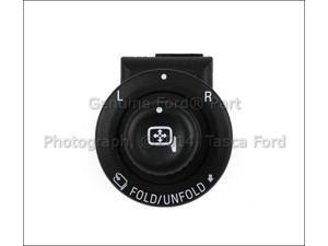 OEM Mirror Adjustment Control Switch Ford F Series Pickups And Expedition