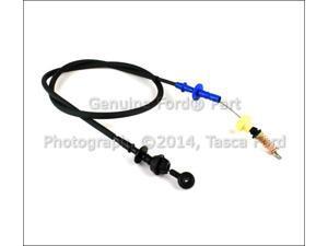 OEM Accelerator Pedal To Carburetor Cable 2.0L Dohc V4 2001-2002 Ford Focus