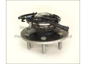 OEM Front Wheel Hub Assembly 2004-2005 Ford F-150 4Wd #4L3Z-1104-AB