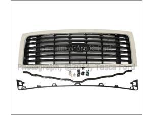 OEM Radiator Grille Paint To Match 2014 Ford F150 #EL3Z-8200-BPTM