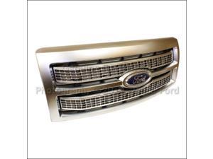 OEM Platinum Edition Grille Ford F150 2009-2012 #AL3Z-8200-E