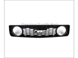 OEM Front Grille 2007-2009 Ford Mustang #6R3Z-8200-BA