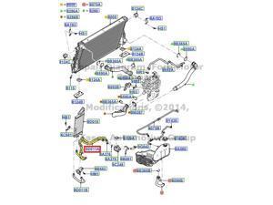 OEM Fuel Coooler Dual Hose 2008-2010 F250 F350 F450 F550 6.4L V8 Twin Turbo