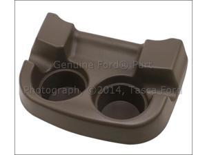 OEM Floor Console Cup Holder Ford F Series Sd Excursion #1C3Z-3613562-AAA