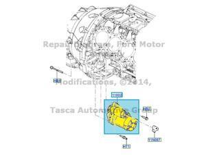 OEM Starter Motor 6.7L V8 T/C Diesel 2011-2013 Ford F-250/350/450/550 Sd