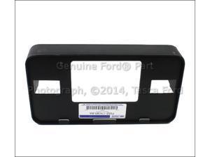 Ford OEM Front License Plate Bracket #F65Z-17A385-BA