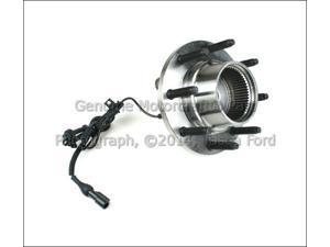 OEM Front Wheel Hub & Bearing F250 F350 F450 F550 Super Duty Excursion