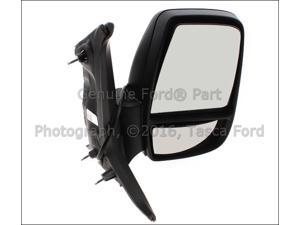 Ford OEM Rh Right Passenger Side Door Black Mirror 2015 Transit 150 250 350