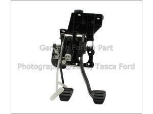 OEM Brake Pedal Assembly 2011-2013 Ford Mustang #BR3Z-2455-M