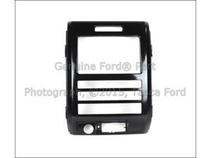 OEM Black Screen Instrument Panel Dashboard Trim Panel 2011-2013 Ford F-150