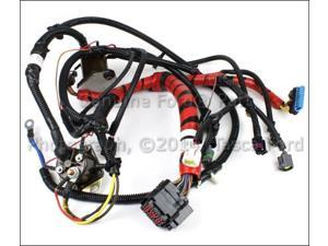Ford E-Series 7.3L V8 OEM Injector Wire Harness #XC2Z-12B637-EA