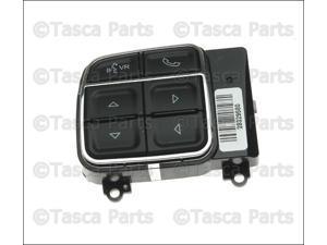 OEM Mopar Steering Wheel Uconnect Evic Switch 2013-2014 Dodge Ram Trucks