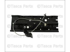 OEM Mopar Spare Tire Carrier Winch 2005-2010 Jeep Grand Cherokee #52089369AI