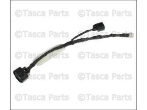 OEM Mopar Rear View Camera Tailgate Wiring Harness 2013-14 Dodge Ram Trucks