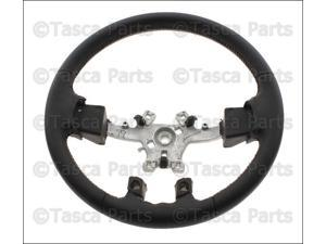 OEM Mopar Leather Wrapped Steering Wheel 2013-2014 Ram Trucks #5NH77DX9AA