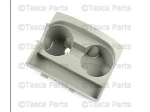 OEM Front Floor Console Cup Holder Jeep 2007 Commander 2007-2008 Grand Cherokee