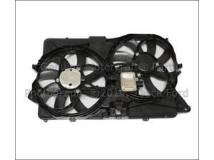 Ford OEM Engine Cooling Fan Assembly #8A8Z8C607A