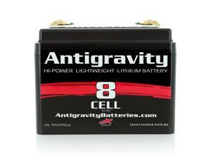 Antigravity AG-801 Lithium Motorcycle Battery, Small Case Series, Waterproof