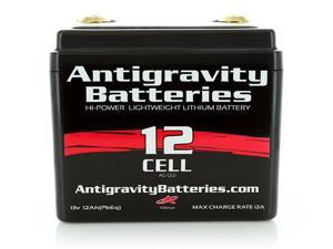 Antigravity AG-1201 Lithium Motorcycle Battery, Small Case Series, Waterproof