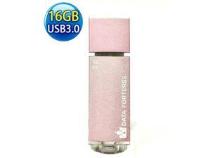 DATA FORTRESS - 16 GB USB 3.0 Flash Drive of Made in Taiwan (Other products 8 32 64 GB)
