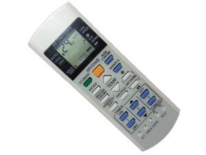 Replacement for Panasonic Air Conditioner Remote Control A75C2994 A75C3883 A75C3558 A75C3169 A75C3701 A75C3865 A75C3871 A75C3714 A75C3706 A75C3702 A75C3564 A75C3167 A75C2989 A75C2988 A75C2821