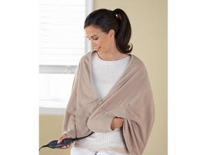 Sunbeam® Chill-Away™ Personal Heated Wrap, Sand TCFQR-783-44