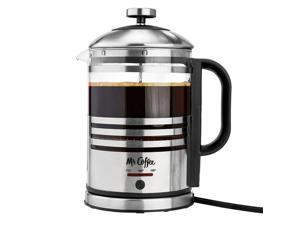 Mr. Coffee® Electric French Press + Hot Water Kettle BVMC-FPK33
